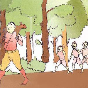 داستانک پندآموز-آداب و رفتار