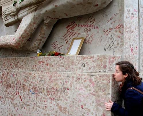 مقبره ی اسکار وایلد