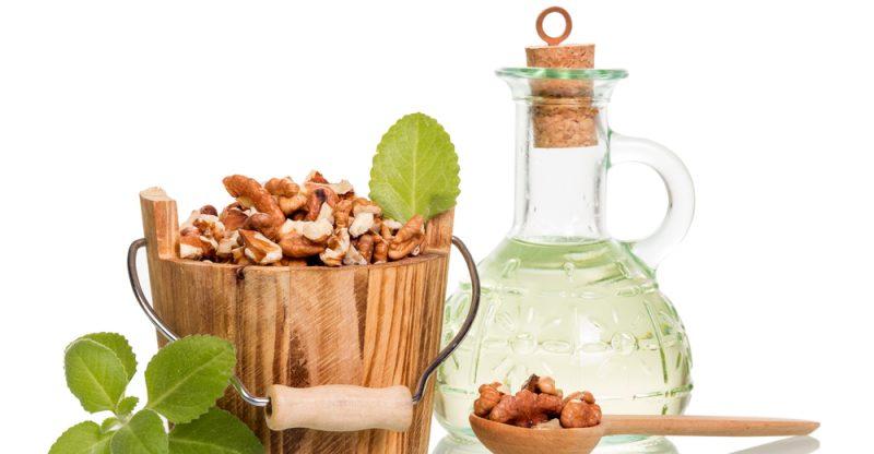 health-medical-walnut-oil خواص روغن گردو برای پوست و مو