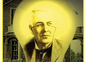 داستانک آزمایشگاه توماس ادیسون و اختراع گرامافون
